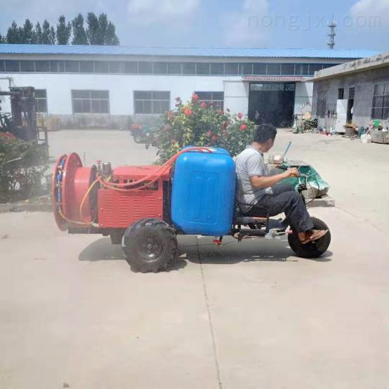 农用果园专用风送式打药机