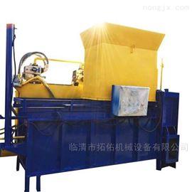 ZYD-100漳平大型全自动青储机 玉米真空青储打包机
