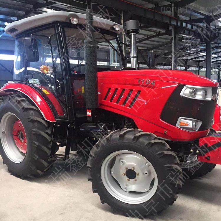 454四轮拖拉机
