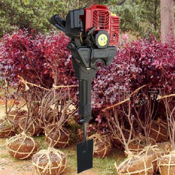 四冲程汽油挖树机大马力起苗机