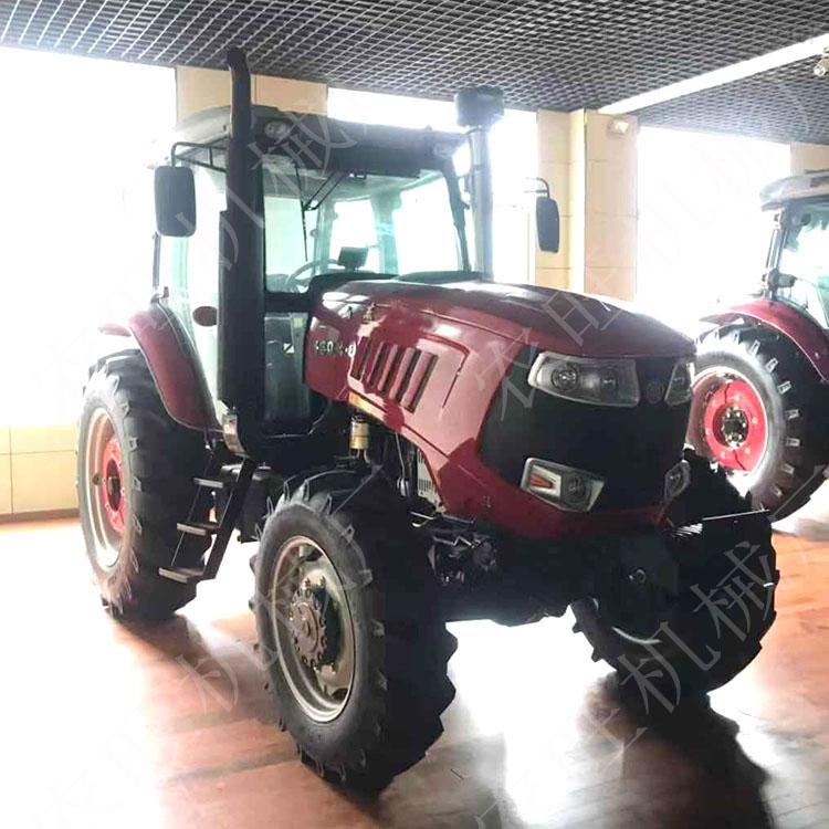 农用四轮大马力拖拉机 多缸四驱四轮拖拉机