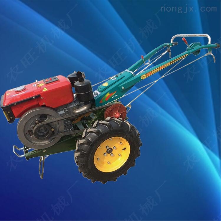 热销手扶拖拉机旋耕机 12马力多功能打田机