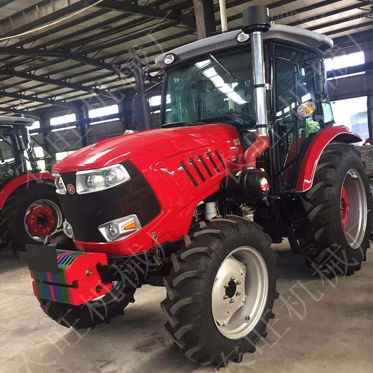 404四驱旋耕起垄机 多功能多缸四轮拖拉机