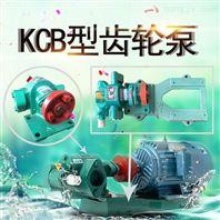 卧式抽油泵KCB系列齿轮油泵