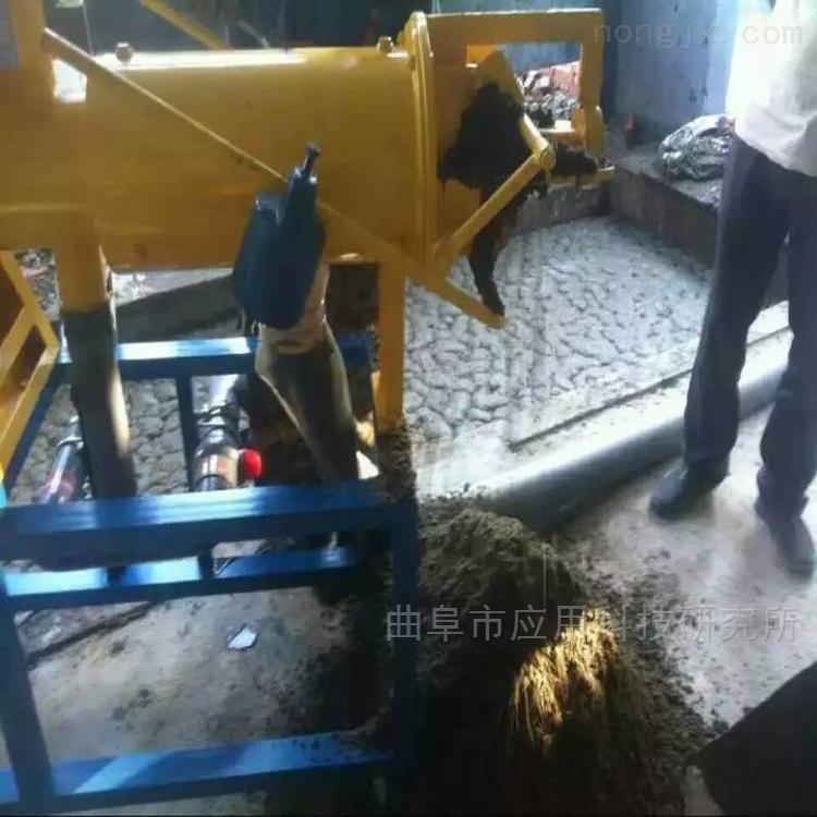 山东科阳1200型鸡鸭猪牛固液分离机定制