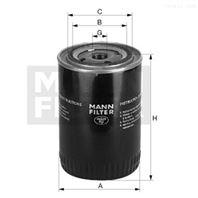 MANN-FILTER(曼牌滤清器)油滤W940/37