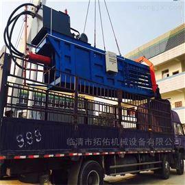 ZYD-160泰安废纸卧式打包机 小型卧式液压机价格