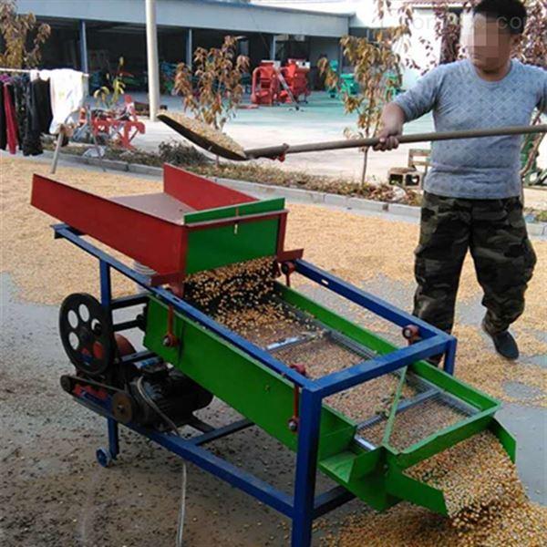 小型农家玉米筛选机