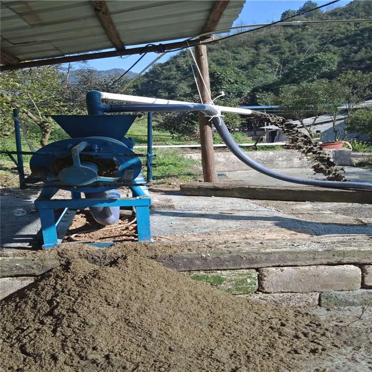 高浓度干湿分离机 红薯渣处理机 豆渣脱水机