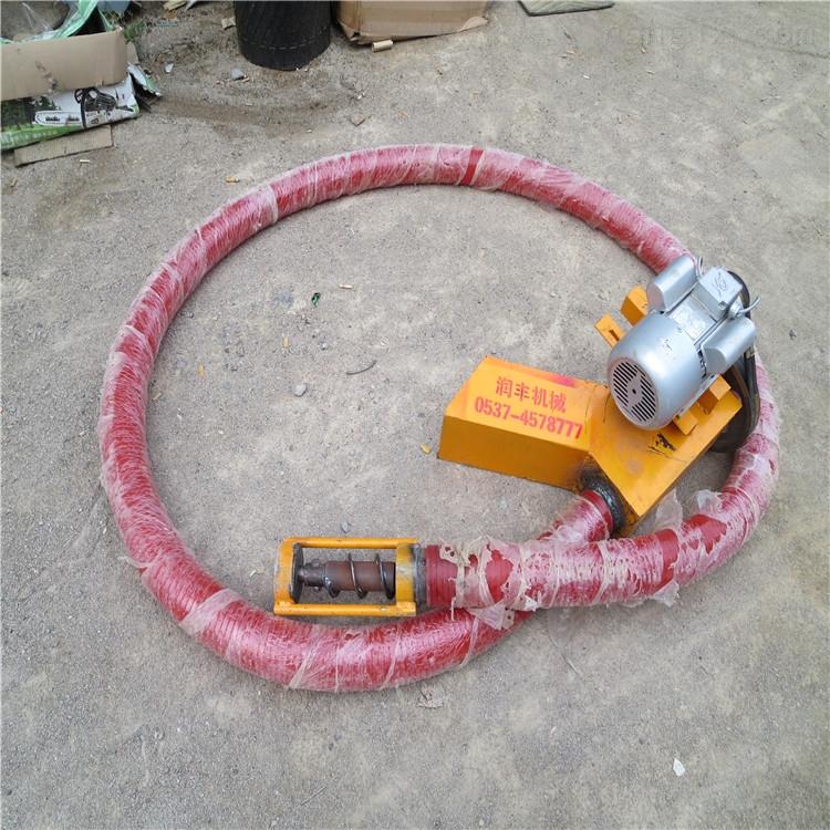 10米长软管吸粮机 家用收粮机 螺旋式提升机