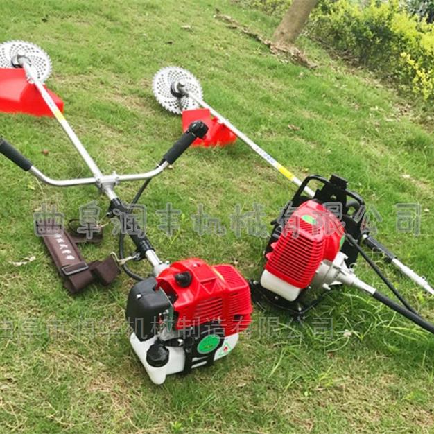 保持水土专用除草机 汽油背负式割草机