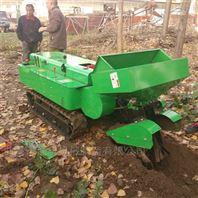 多功能履带式微耕机 直连式两驱旋耕机