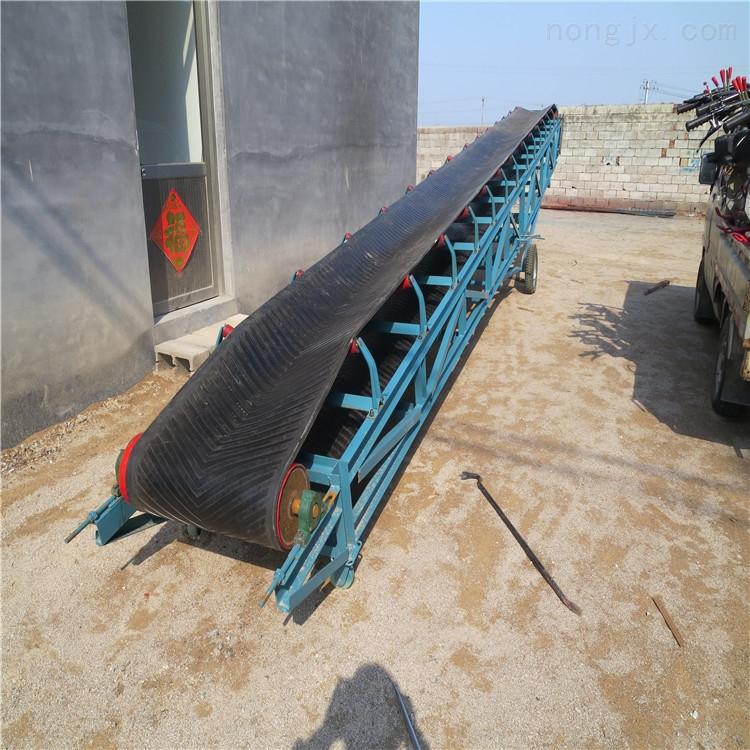 带式矿用皮带输送机 物料传送机运输机