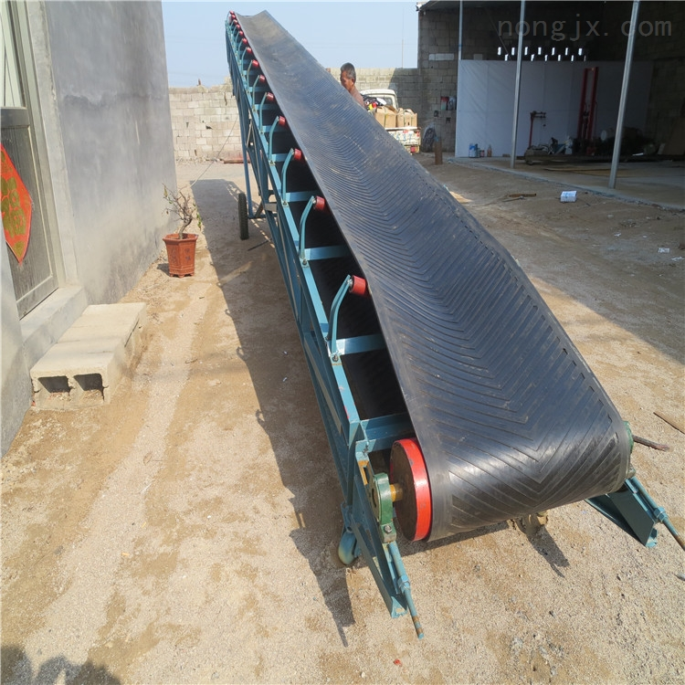 皮带输送机 橡胶带运输机 润华机械厂家直销