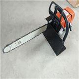 带土球移苗链条挖树机 汽油锯齿移树机