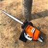 合金链条的挖树机 移树机 大功率的起树机