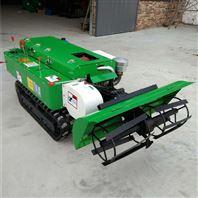 土壤耕整机械履带式田园管理机