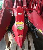 两行玉米收割机单缸小四轮配套双行厂家