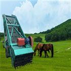 奶牛场取草机 取料截面平整的取料机