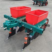 四轮带施肥播种机玉米大豆种植机