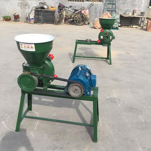 玉米杂粮磨面机 麸皮分离钢磨面粉机