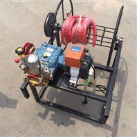 高压汽油打药机汽油远程拉管喷雾器