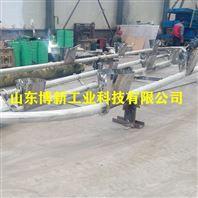 有机肥管链输送机、管链机水平输送