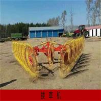 拖拉机牵引式搂草耙子