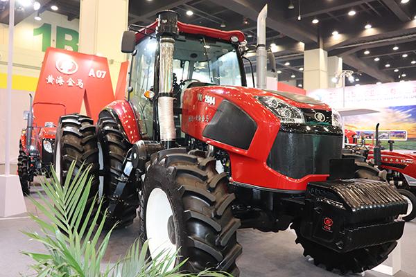 8月份骨干农机企业产销量信息发布