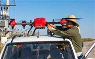 作业超2600万亩次,服务65%新疆棉田,极飞助力中国棉走向世界!