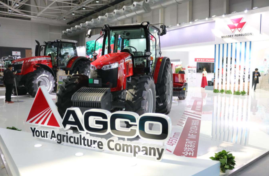 爱科麦赛福格森创新产品火爆2019青岛农机展