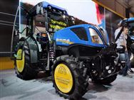 【2019 Agritechnica】纽荷兰发布T4 V/N/F 系列专用拖拉机系列新悬挂前桥