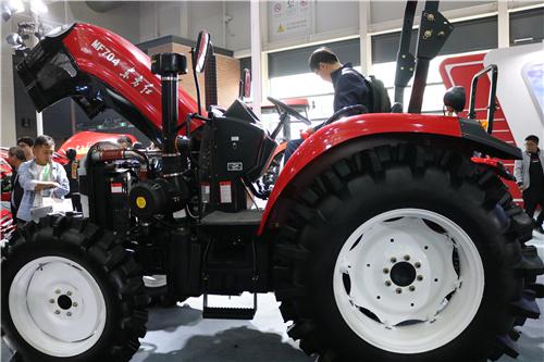 河北省关于恢复第一拖拉机股份有限公司相关产品农机购置补贴资格的通知