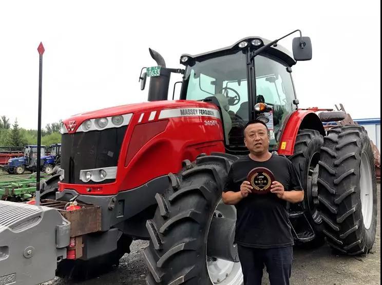 """【麥向幸福】呂偉︰農場改革給予了""""北大荒人""""新的發展機遇"""