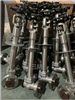 DZ41H-25P国标法兰连接低温闸阀