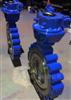 LTD373H-16C蒸汽手动凸耳蝶阀