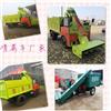 RH-QFC新疆牛场用柴油三轮粪便清理车 清粪车厂家